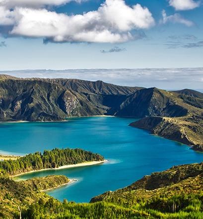 S'offrir un tour géothermique - île São Miguel