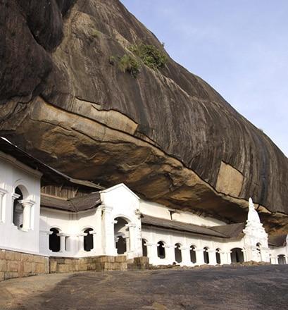 S'offrir une parenthèse spirituelle à Dambulla - Sri Lanka