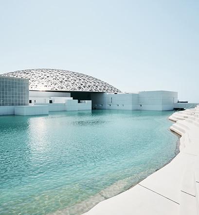 Visiter le musée du Louvre Abu Dhabi - Émirats arabes unis