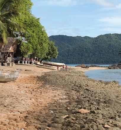 Se prélasser à Nosy Komba - Madagascar
