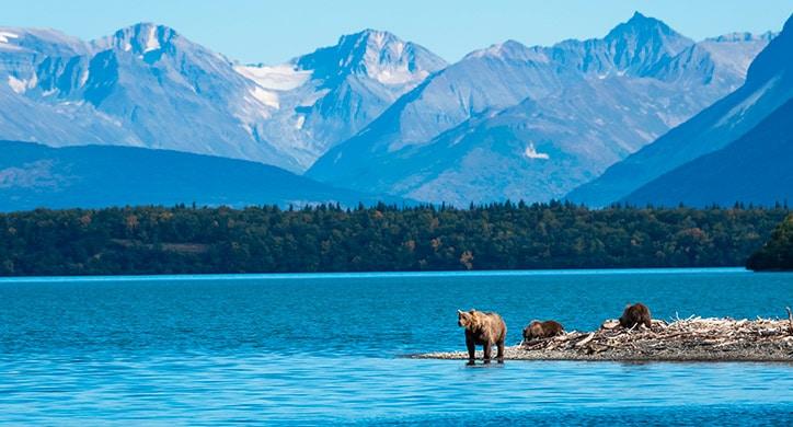 Die schönsten Highlights – Alaska