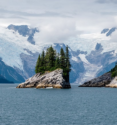 Le parc national de Kenai Fjords