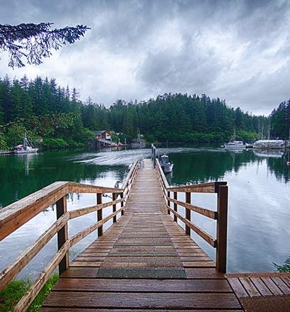 Visiter Elfin Cove