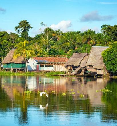 Découvrir le fleuve Amazone au Brésil et la Guyane française