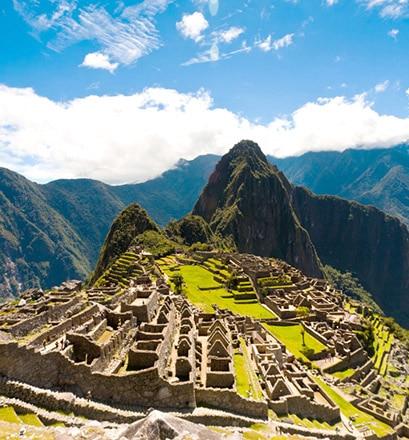 Admirer le Machu Picchu - Pérou