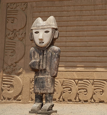Se rendre à Chan Chan - Pérou