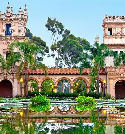S'offrir une pause culturelle au parc Balboa de San Diego - Californie