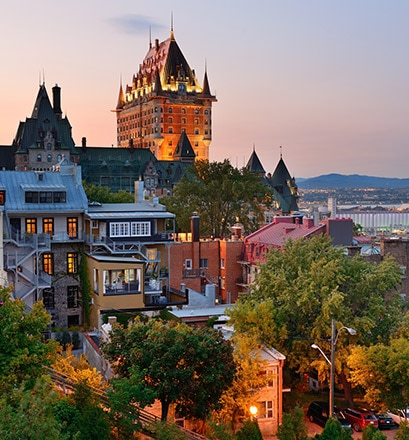 S'accorder une parenthèse francophone à Québec - Canada
