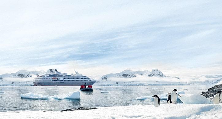 Les Incontournables de l'Antarctique