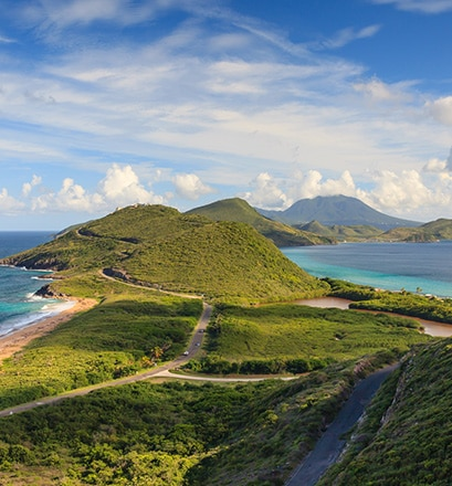 Escape to Basseterre in Saint Kitts and Nevis