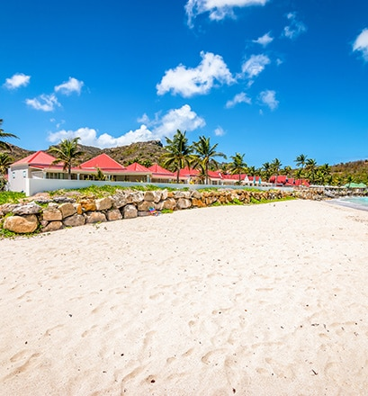 Visit Saint Barthélemy by catamaran
