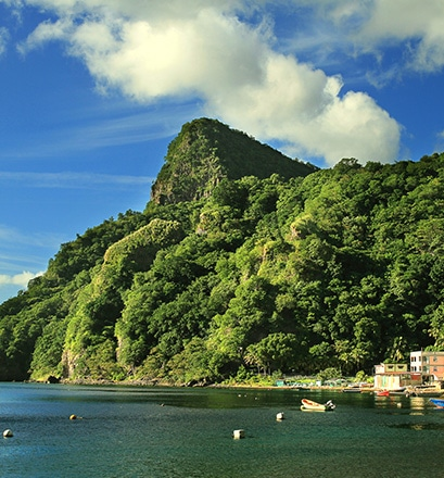 Treat yourself to a wild canoe trip in Dominica