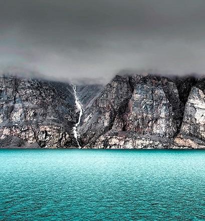 Naviguer en mer de Baffin