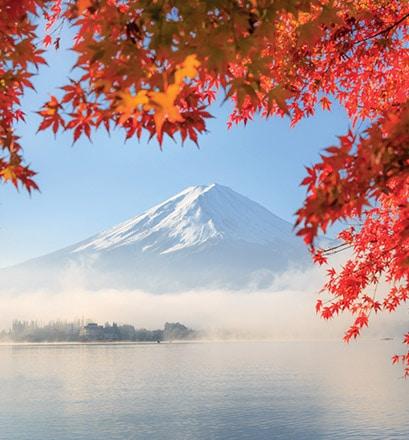 Faire une pause spirituelle au mont Fuji - Japon