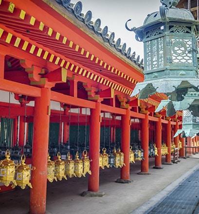 Visiter les anciennes capitales impériales - Japon