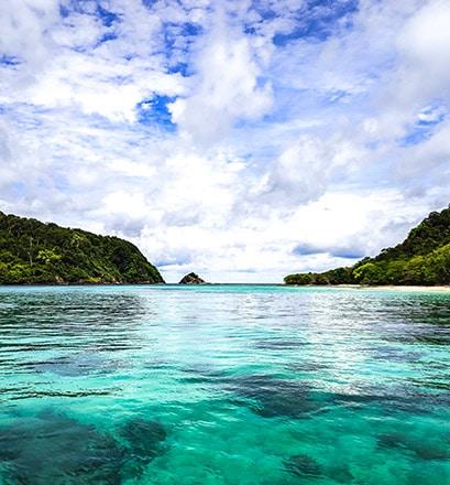 S'évader dans les îles Ko Rok Nok - Thaïlande