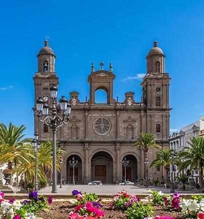 Faire un tour dans Las Palmas, île de Gran Canaria