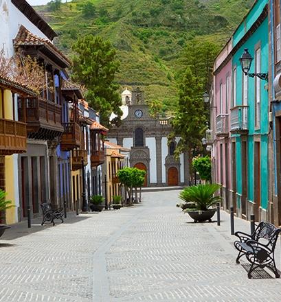 Se rendre à Teror, île de Gran Canaria