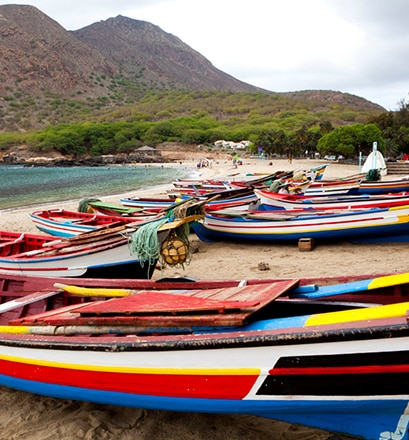 S'aventurer sur l'île de Santiago - Cap-Vert