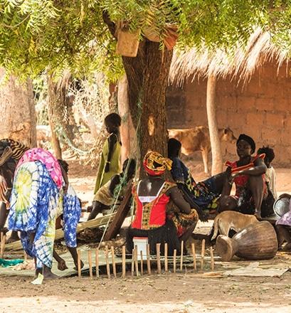 Rencontrer le peuple Bijago - Bijagos