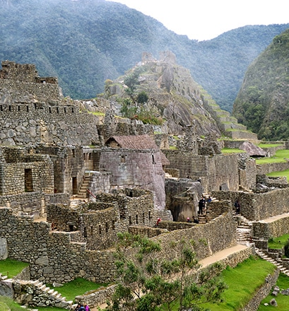 Discover Machu Picchu, Peru