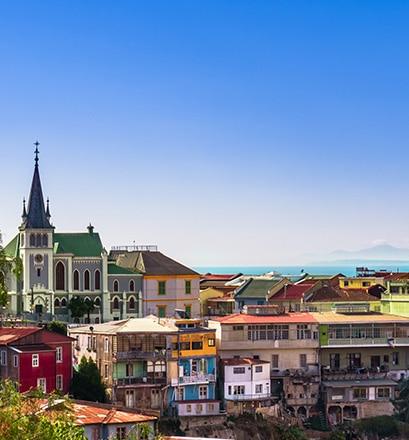 Enjoy a cultural tour of Valparaiso, Chile