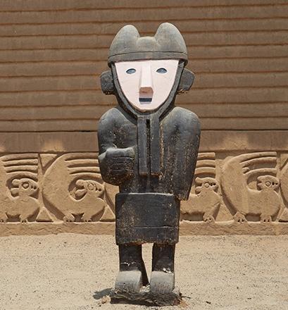 Visit Chan Chan, Peru