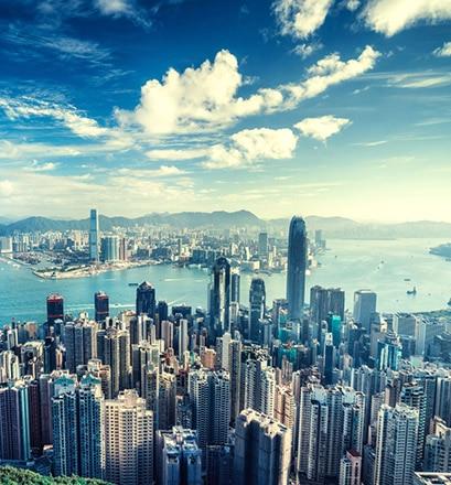 Plonger dans la trépidante Hong Kong