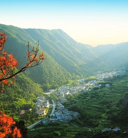 S'offrir une escapade campagnarde sur la rivière Nanxi