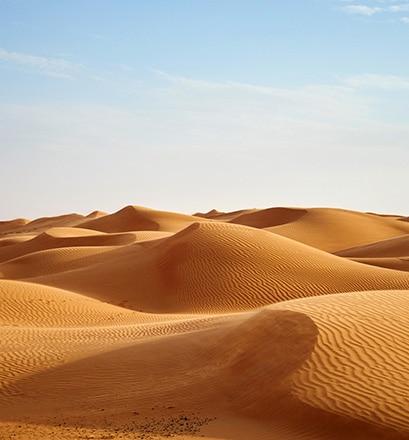 Découvrir les trésors du désert - Oman