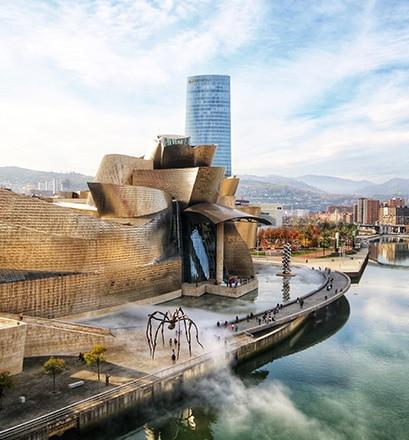 Visiter le musée Guggenheim de Bilbao