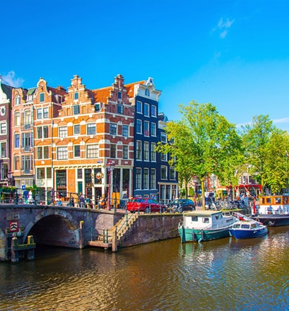 Découvrir la campagne hollandaise et les canaux d'Amsterdam - Pays-Bas
