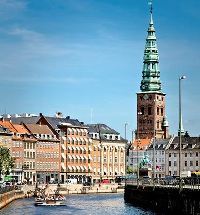 S'offrir une croisière dans Copenhague - Danemark