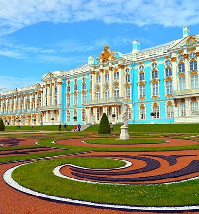 Visiter le musée de l'Ermitage de Saint-Pétersbourg - Russie