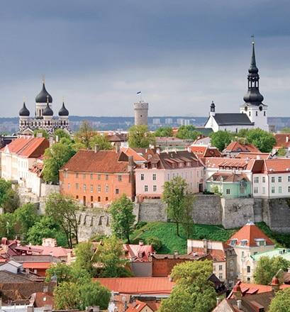 S'imprégner du folklore à Tallinn - Estonie