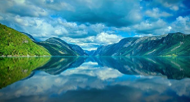 L'essentiel des Fjords Norvégiens