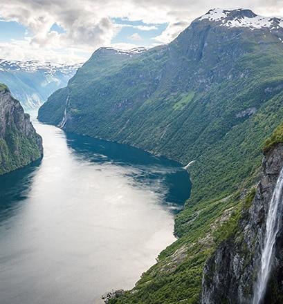 Découvrir le fjord Geiranger