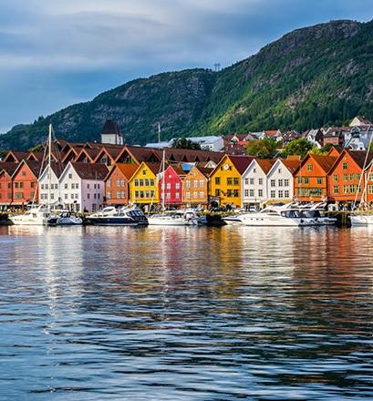 Visiter le quartier de Bryggen, à Bergen
