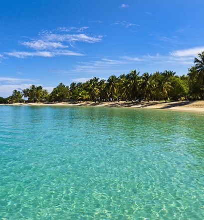 Getting away from it all on the island of Mayreau