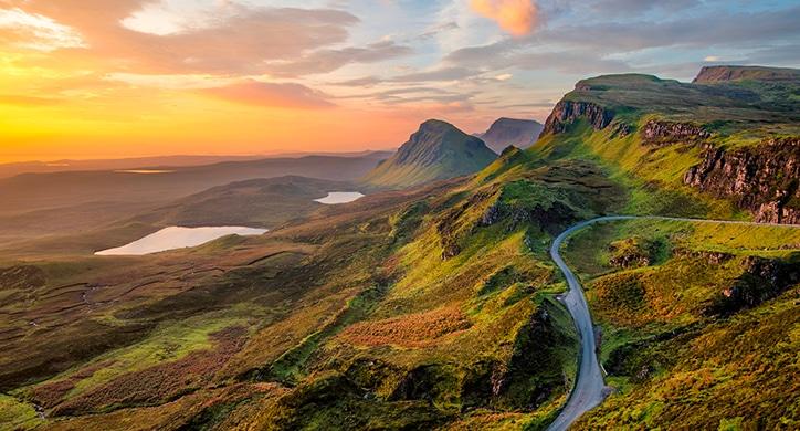 L'Essentiel de l'Écosse, de l'Irlande et de l'Angleterre