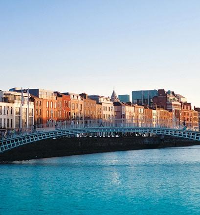 Prendre le pouls de Dublin - Irlande