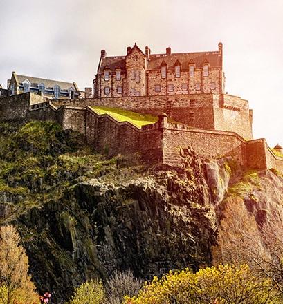 S'offrir une escapade à Édimbourg - Écosse