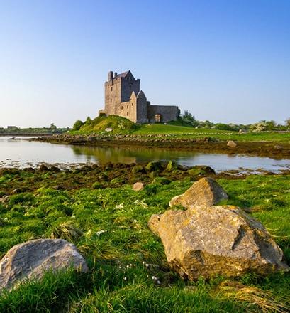 Prendre l'air dans le Connemara - Irlande