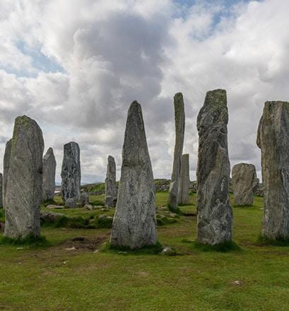 Vivre une aventure mystique, îles Hébrides - Écosse
