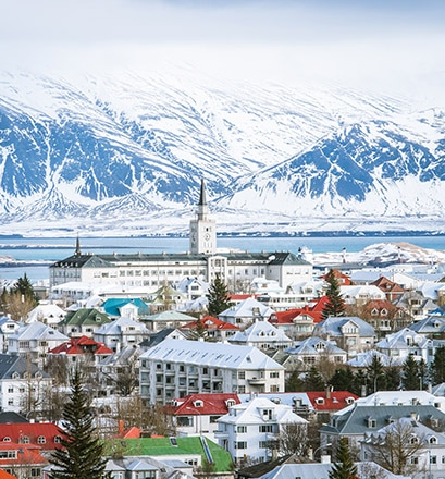 A stroll through Reykjavik