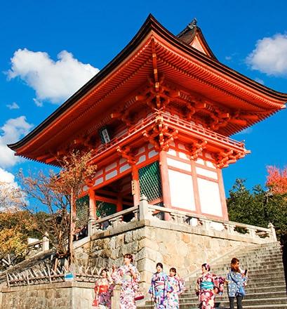 S'octroyer un moment de paix dans les temples de Kyoto