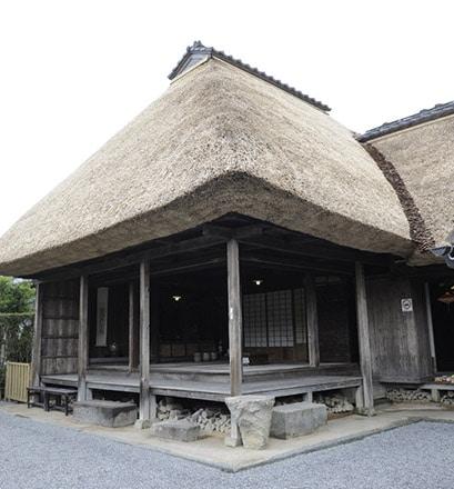Partir sur les traces des samouraïs, à Chiran