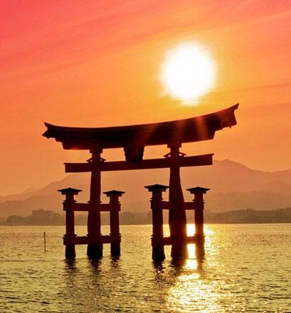 S'émerveiller sur « l'île sacrée » de Miyajima