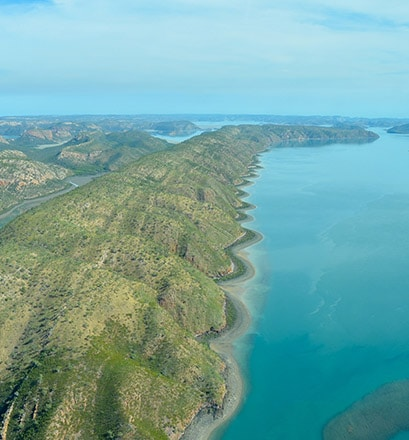 Fly over the Buccaneer Archipelago