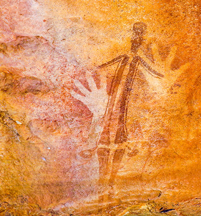 Discover cave art